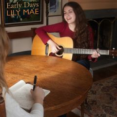 Lily Mae - Early Days